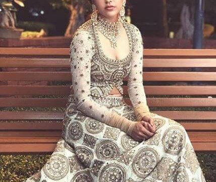 kajal agarwal Gorgeous in Bridal look