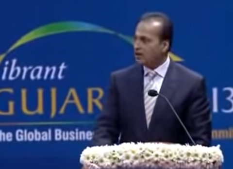 Reliance communications filed for bankruptcy