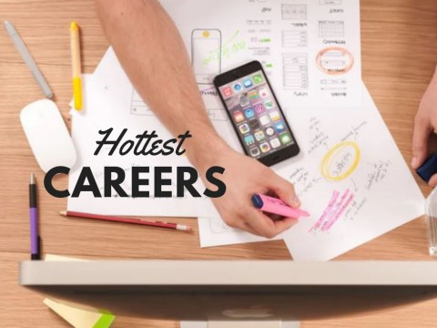 Hottest careers of 21st century